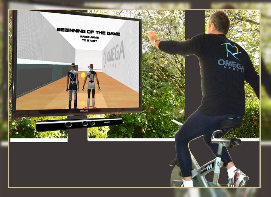 The sport simulator Omboxx